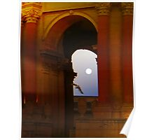 Palace Full Moon Poster