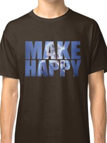 Bo Burnham - MAKE HAPPY Classic T-Shirt