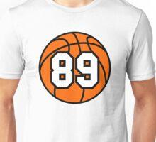 Basketball 89 Unisex T-Shirt