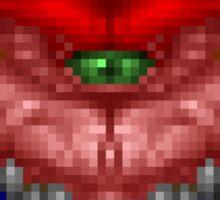 Doom Cacodemon Sticker