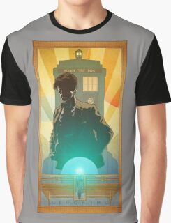 Doctor Who GERONIMO! Graphic T-Shirt