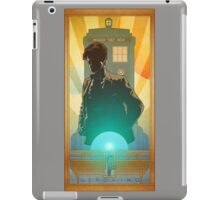 Doctor Who GERONIMO! iPad Case/Skin