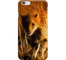 Sprinting Cheetah iPhone Case/Skin