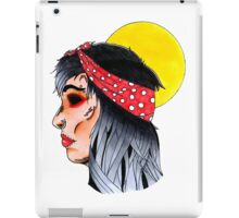 Girl and Sun iPad Case/Skin
