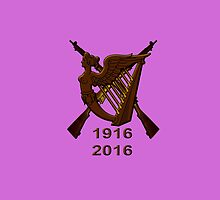 1916 Irish republic 2016  by Declan Carr