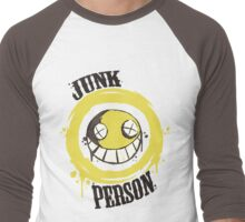 Junk People  Men's Baseball ¾ T-Shirt