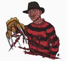 Freddy Krueger by cheechardman