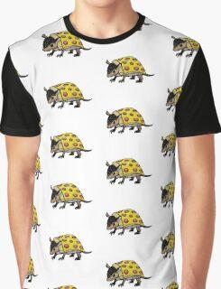 Pizza-dillo Graphic T-Shirt