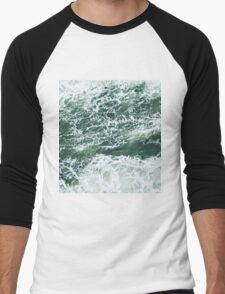Oceans Men's Baseball ¾ T-Shirt
