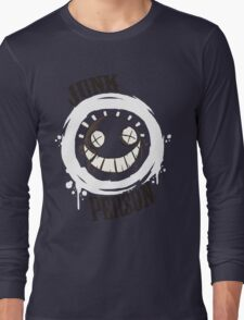 Junk Person 02  Long Sleeve T-Shirt