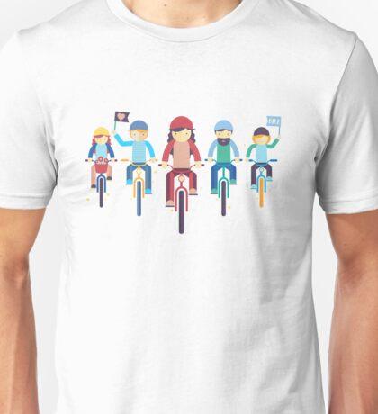 Critical Mass Unisex T-Shirt