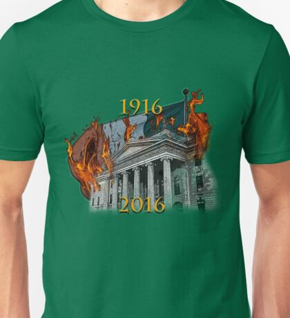 Dublin GPO 1916-2016 Unisex T-Shirt