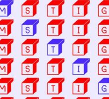 shimstiggle mk II Sticker