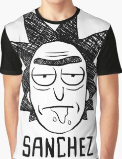 Heisenberg Rick Sanchez Graphic T-Shirt