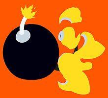 Bomb Man by Sailio717