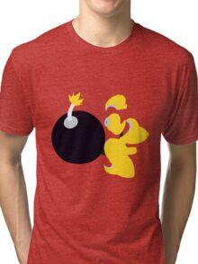 Bomb Man Tri-blend T-Shirt