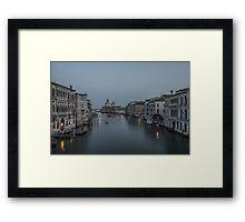 Grand Canal Framed Print