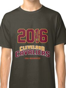 History Made | Cleveland Cavaliers 2016 NBA Champions Classic T-Shirt