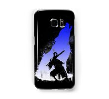 The walker of abyss VERSION WHITE/BLU Samsung Galaxy Case/Skin