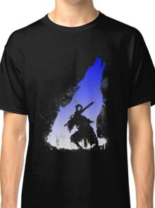 The walker of abyss VERSION WHITE/BLU Classic T-Shirt