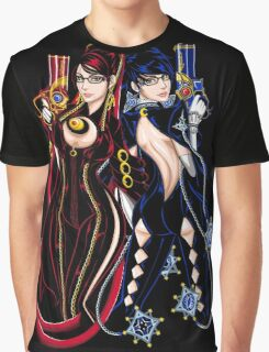 Bayonetta - Umbra Witch - B Graphic T-Shirt