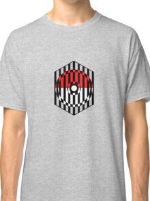 Screened Pokeball Classic T-Shirt