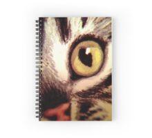 Katze Spiral Notebook