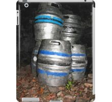 Beer Barrels iPad Case/Skin