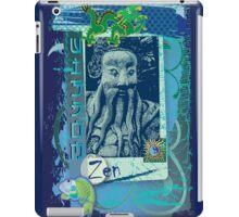 The Zen of Wisdom iPad Case/Skin