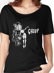 Creepy Doll Women's Relaxed Fit T-Shirt
