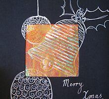 Xmas Card Design 5 by Heatherian by Heatherian