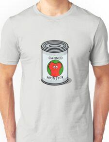 CANNED MONSTER Unisex T-Shirt