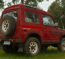 Old Holden Drover by ndarby1