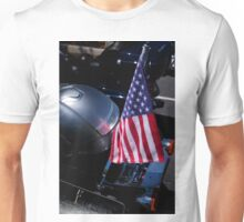 Forever Red White Blue Unisex T-Shirt