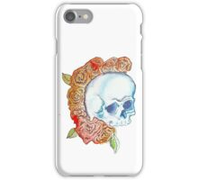 Old School Style  Skull iPhone Case/Skin