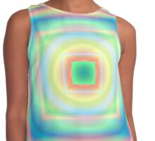 CENTER SQUARED Contrast Tank