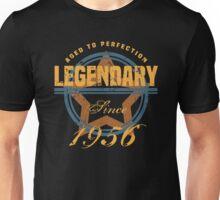 Legendary Since 1956 Unisex T-Shirt