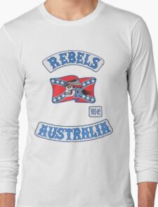 rebel MC supporter  Long Sleeve T-Shirt
