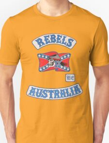 rebel MC supporter  Unisex T-Shirt