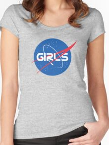 Girls | Best Thing On Earth Women's Fitted Scoop T-Shirt