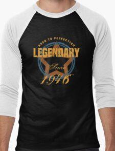 Legendary Since 1946 Men's Baseball ¾ T-Shirt