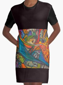 Once Upon a Time Graphic T-Shirt Dress