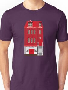 Red House Unisex T-Shirt