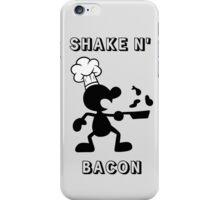 Shake & Bacon iPhone Case/Skin