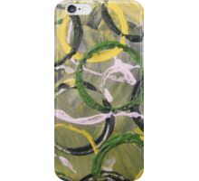 Hoops and Loops ©Cindy Williams iPhone Case/Skin