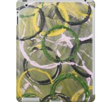 Hoops and Loops ©Cindy Williams iPad Case/Skin
