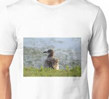 Sitting By The Water Unisex T-Shirt
