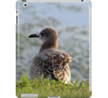 Sitting By The Water iPad Case/Skin