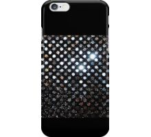 Silver Sequins iPhone Case/Skin