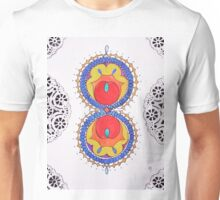 The School Figure Mandala Unisex T-Shirt